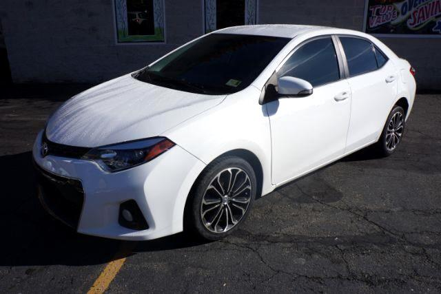 2014 Toyota Corolla S Plus CVT