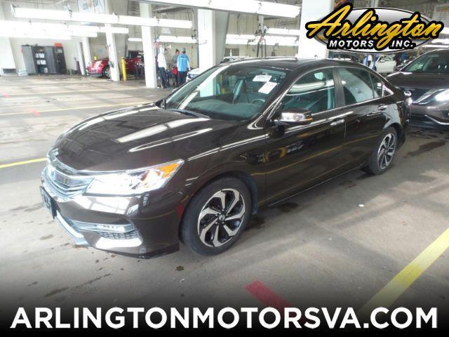 2016 Honda Accord EX Sedan CVT w/ Honda Sensing