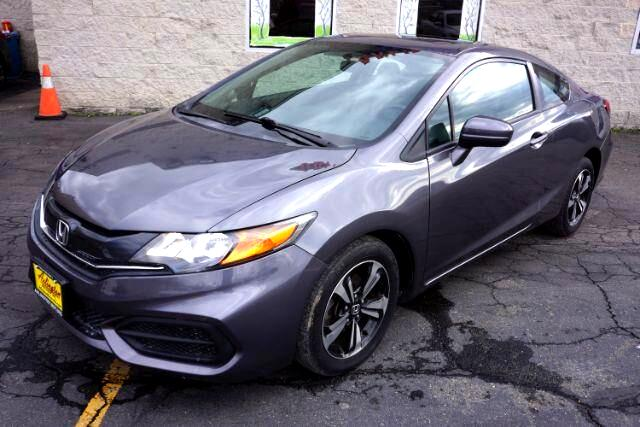 2014 Honda Civic EX Coupe CVT