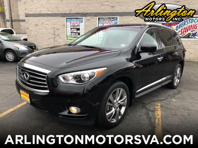 Infiniti QX60 Base AWD 2014