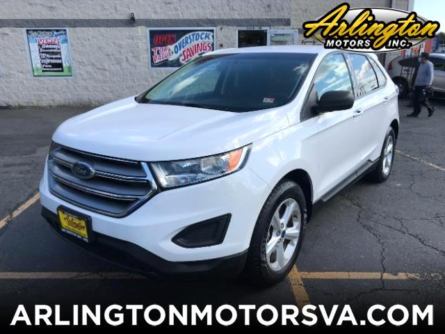 Ford Edge SE AWD 2016