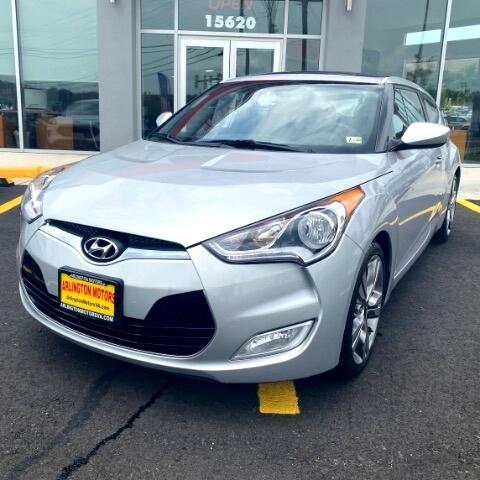 Hyundai Veloster Value Edition Dual Clutch 2017