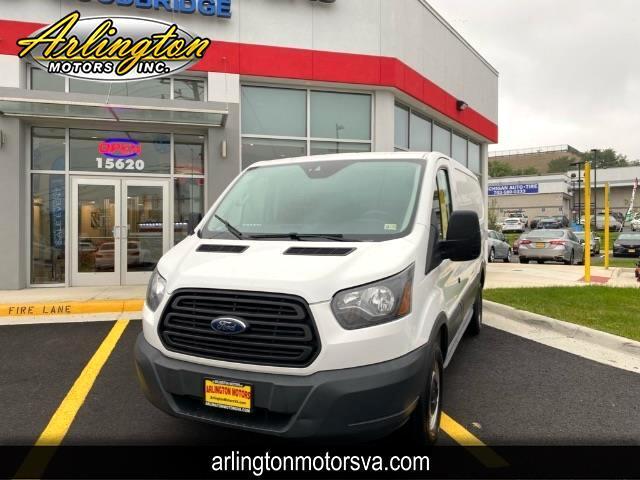 "Ford Transit Van T-250 130"" Low Rf 9000 GVWR Swing-Out RH Dr 2017"