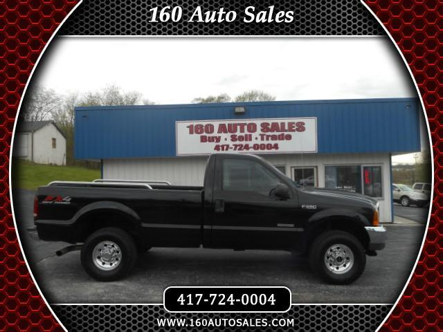 2004 Ford F-250 SD XLT 4WD