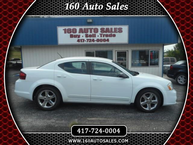 2012 Dodge Avenger mainstreet