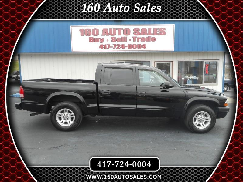 2004 Dodge Dakota Sport Quad Cab 2WD