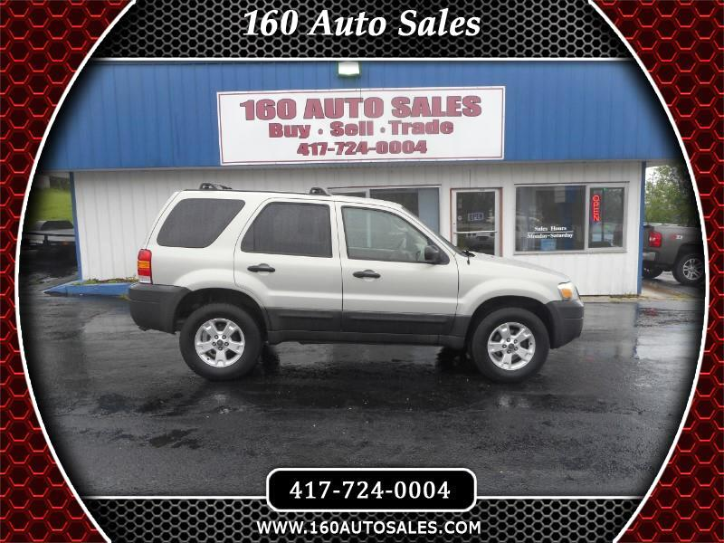 2006 Ford Escape XLT 2WD 2.3L