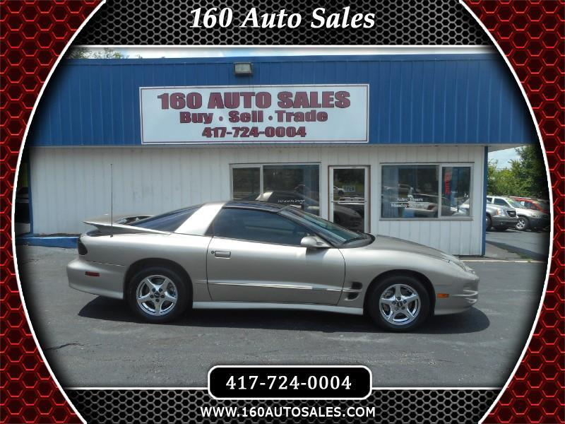 1999 Pontiac Trans Am Coupe