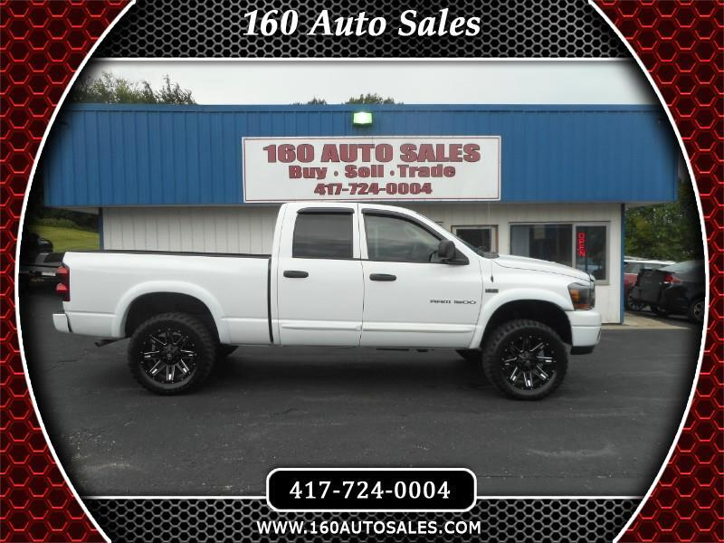 2007 Dodge Ram 1500 SLT Quad Cab 4WD Big Horn