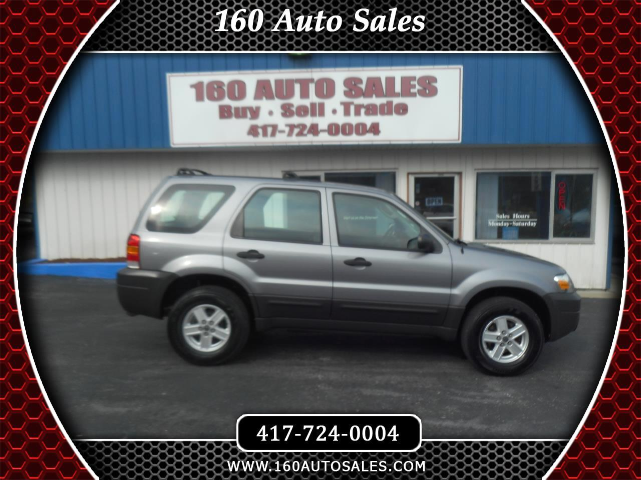 Ford Escape 2WD 4dr I4 Auto XLS 2007