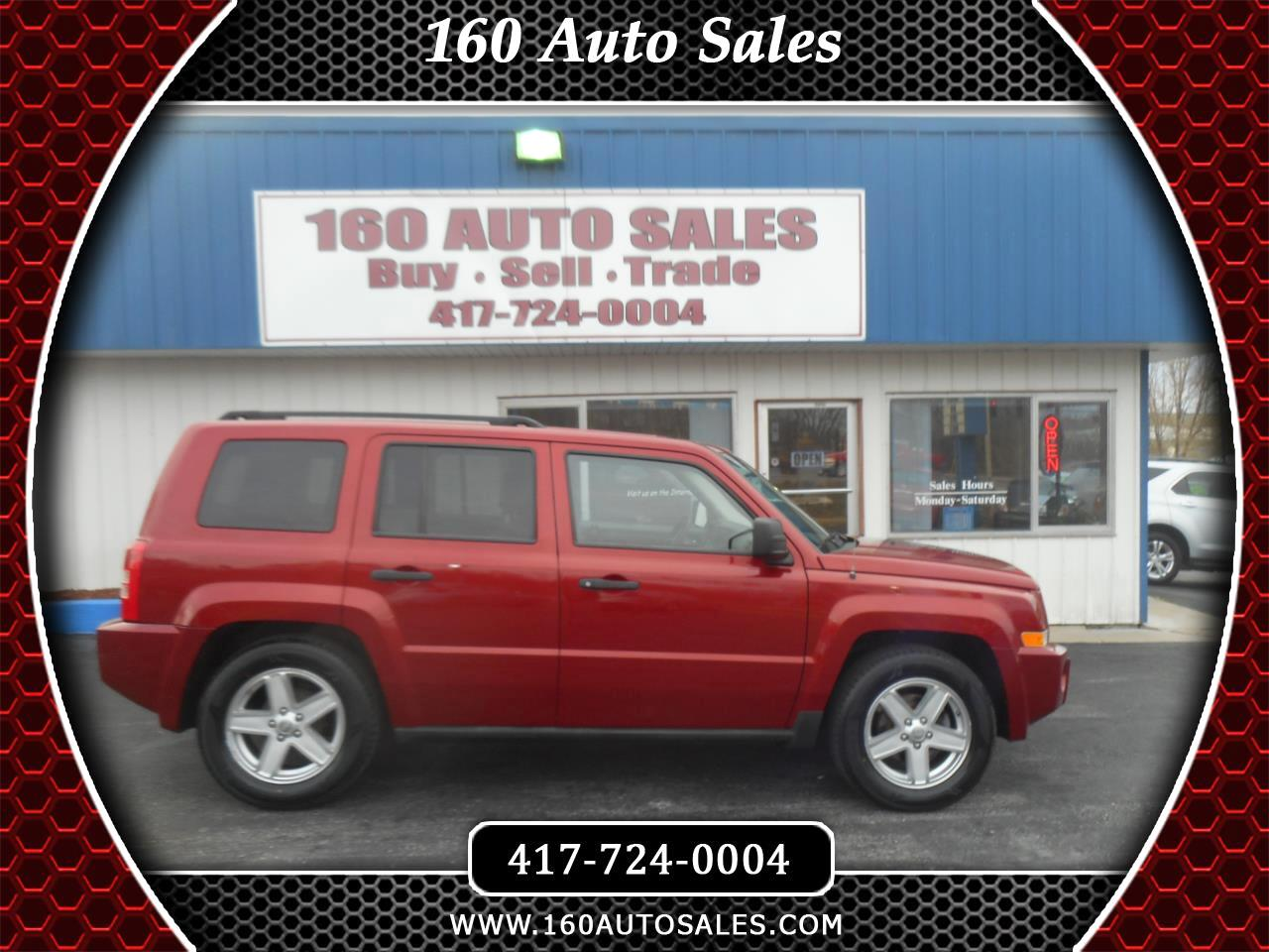 Jeep Patriot FWD 4dr Sport 2010