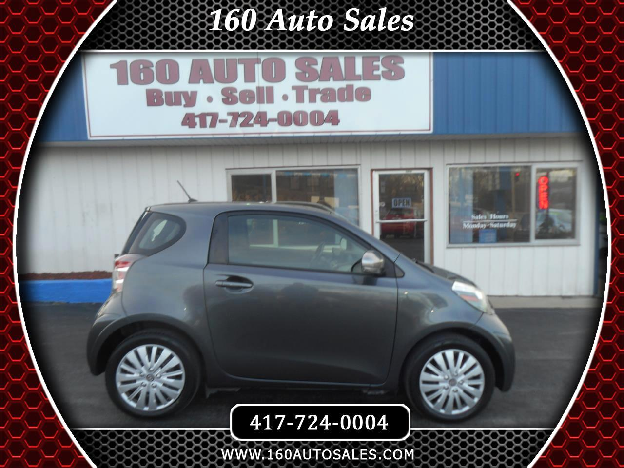 Scion iQ 3dr HB (Natl) 2012