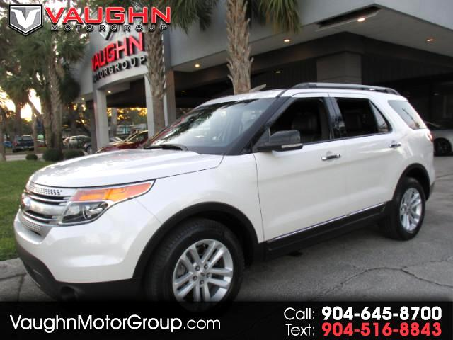 2015 Ford Explorer XLT FWD
