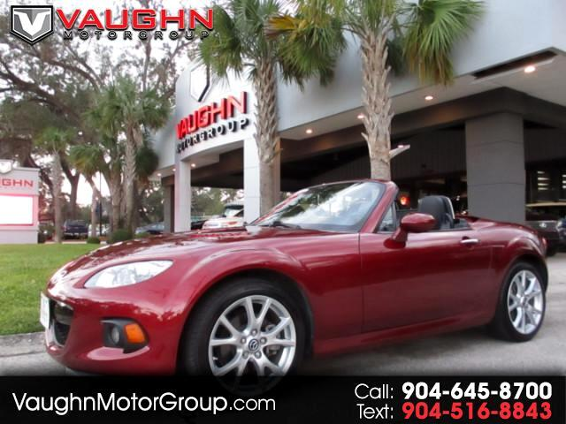 2013 Mazda MX-5 Miata Grand Touring Power Hard Top MT