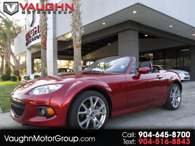 2015 Mazda MX-5 Miata Grand Touring Power Hard Top AT