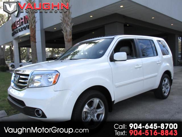 2015 Honda Pilot EX-L 2WD 5-Spd AT with Navigation