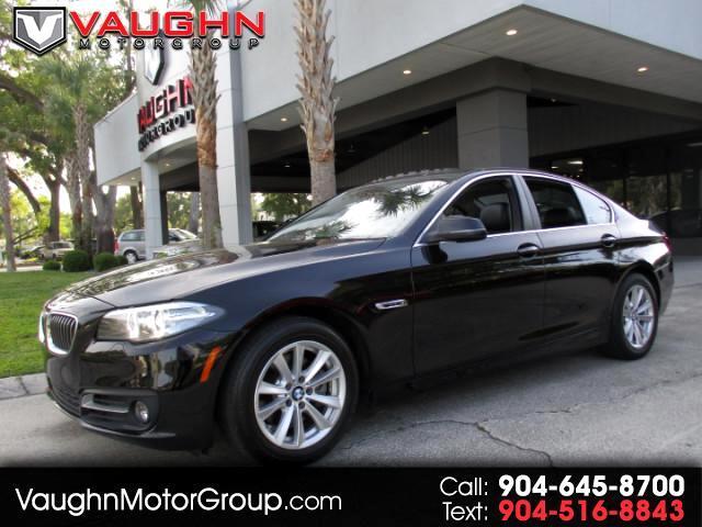 2015 BMW 5-Series 528i