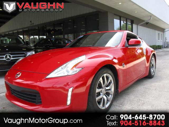 2014 Nissan Z 370Z Coupe Sport 7AT
