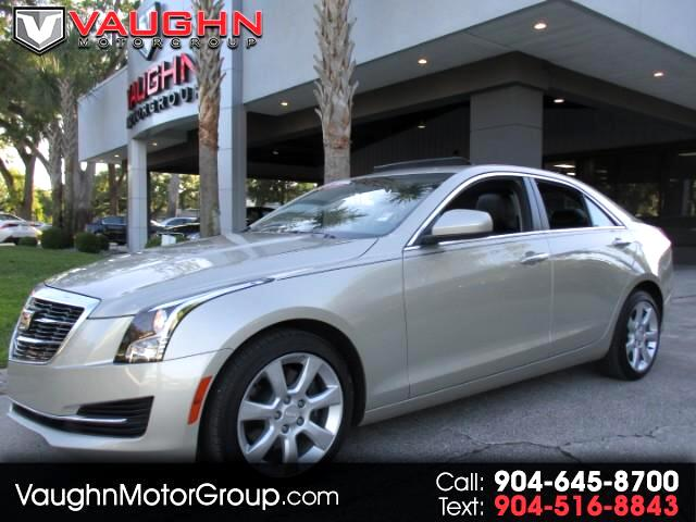 2016 Cadillac ATS Sedan 4dr Sdn 2.0L Luxury AWD