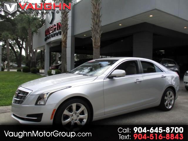 2015 Cadillac ATS 2.0L Turbo Luxury RWD