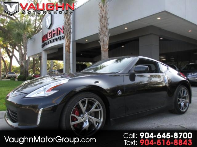 2015 Nissan Z 370Z Coupe Sport Tech 6MT