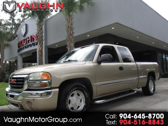 2004 GMC Sierra 1500 SLT Ext. Cab Short Bed 2WD