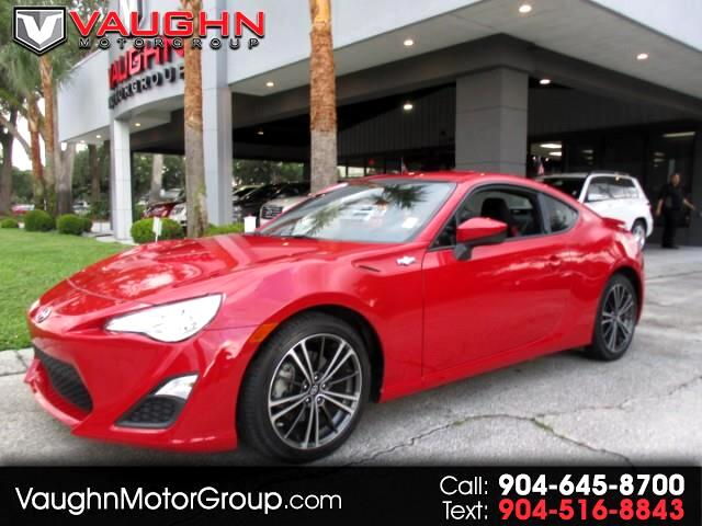 2015 Scion FR-S 2dr Cpe Auto (Natl)