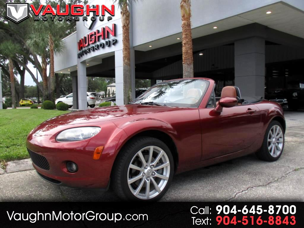2006 Mazda MX-5 Miata 2dr Conv Sport Manual