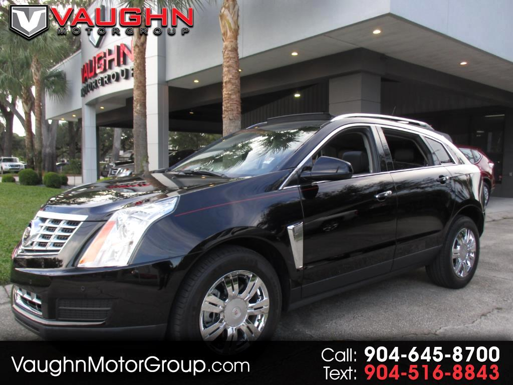 2016 Cadillac SRX FWD 4dr Luxury Collection