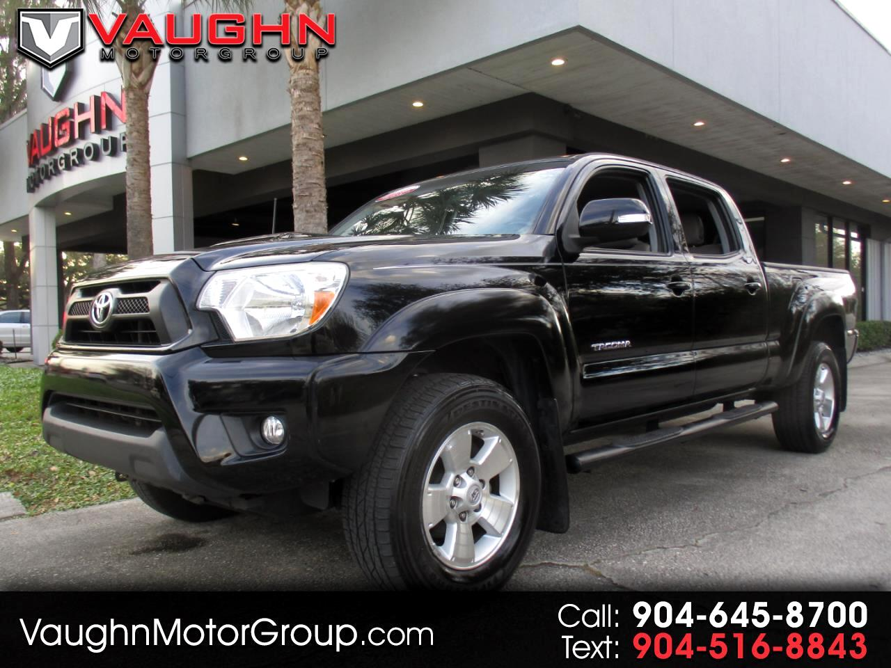 Toyota Tacoma 2WD Double Cab LB V6 AT PreRunner (Natl) 2015