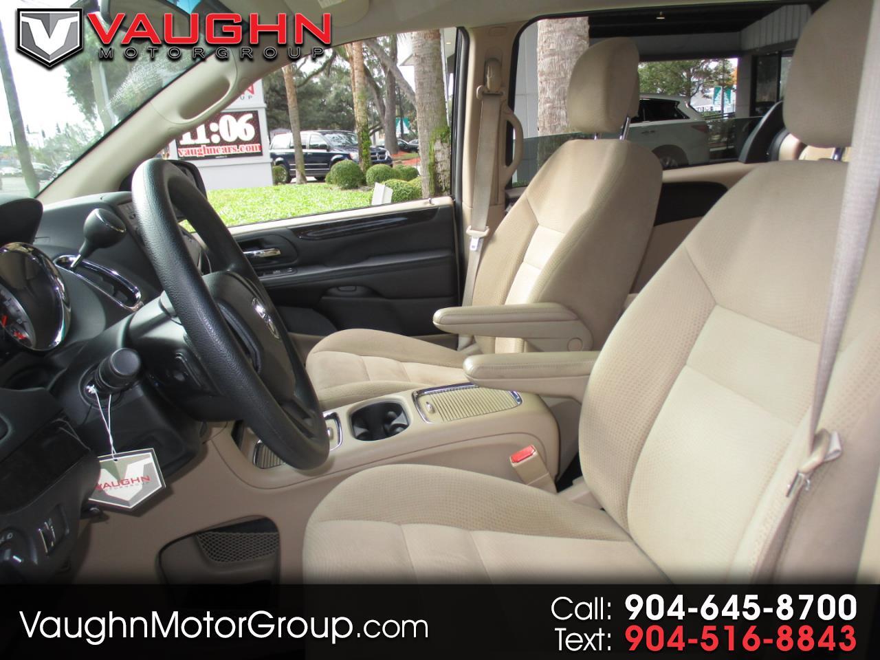 2016 Dodge Grand Caravan 4dr Wgn SXT