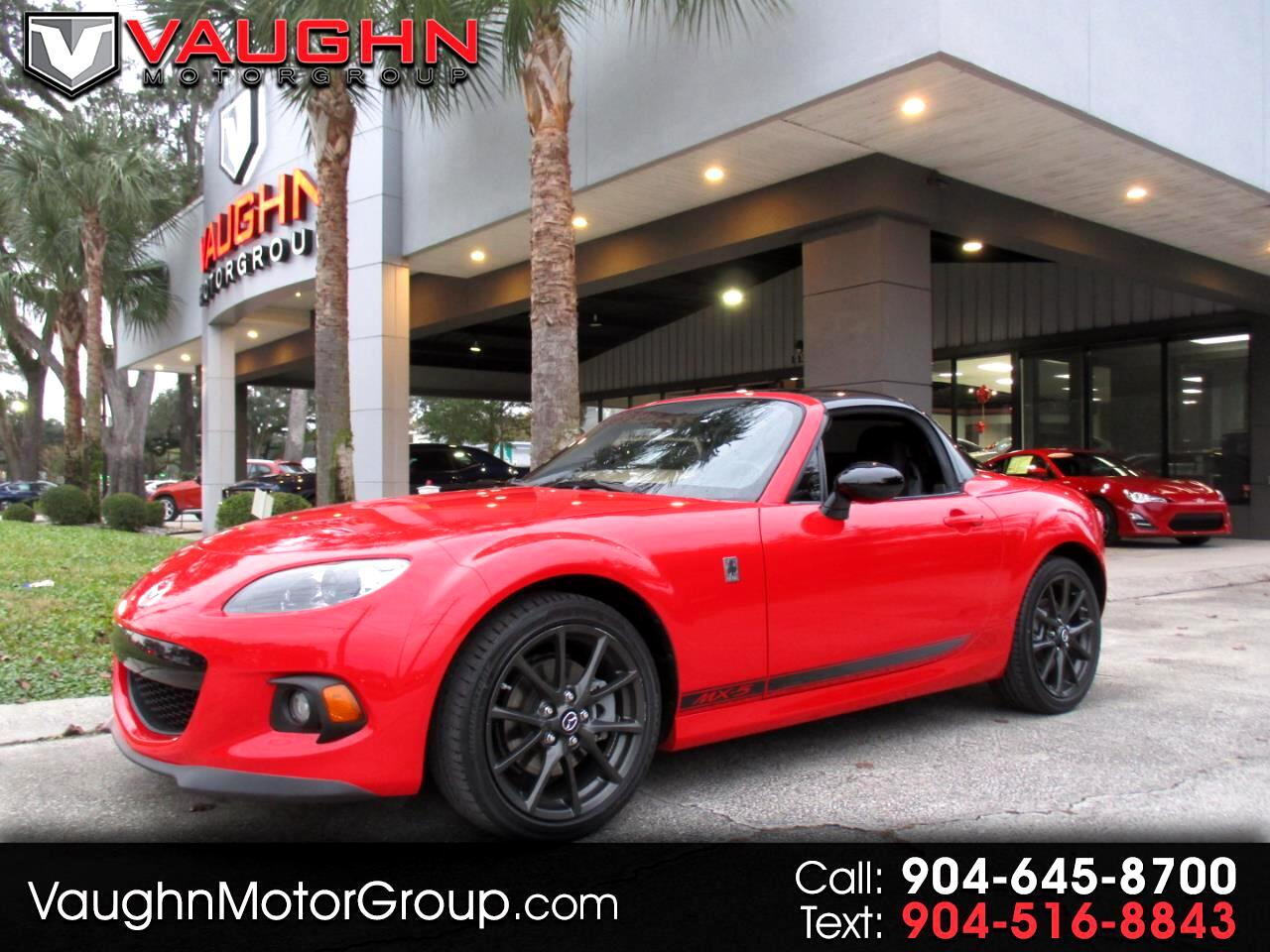 2014 Mazda MX-5 Miata 2dr Conv Hard Top Auto Club