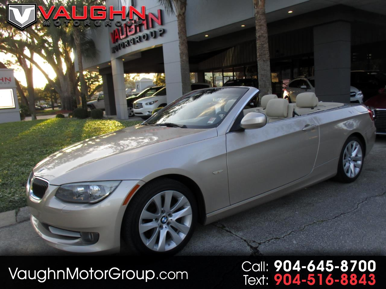 2013 BMW 3 Series 2dr Conv 328i