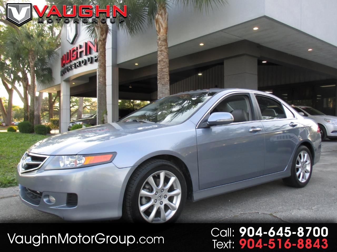 2007 Acura TSX 4dr Sdn AT Navi