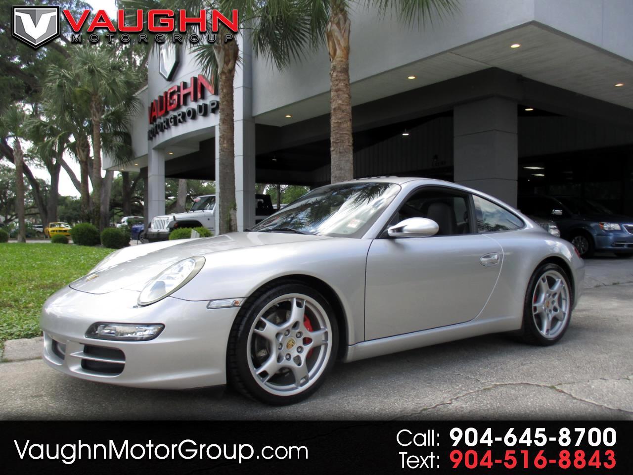 2007 Porsche 911 2dr Cpe Carrera S