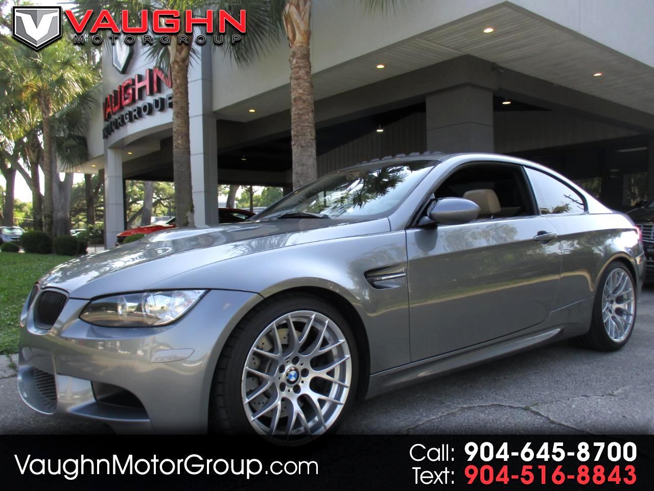 2011 BMW M3 2dr Cpe