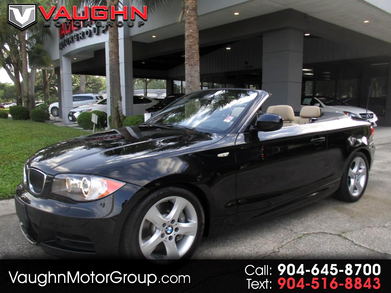 2011 BMW 1 Series 2dr Conv 135i