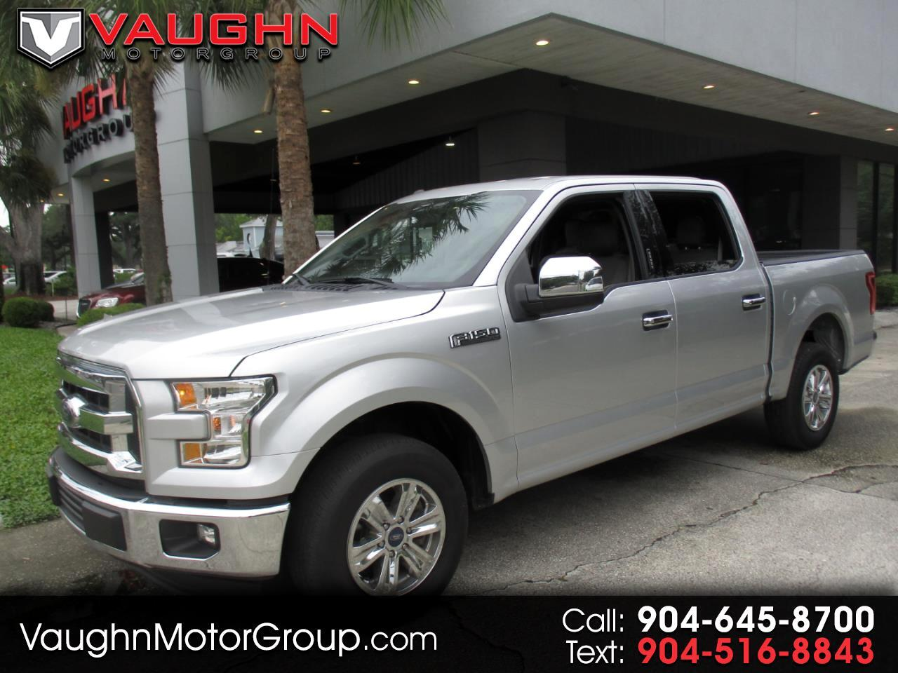 "Ford F-150 2WD SuperCrew 139"" XLT 2016"