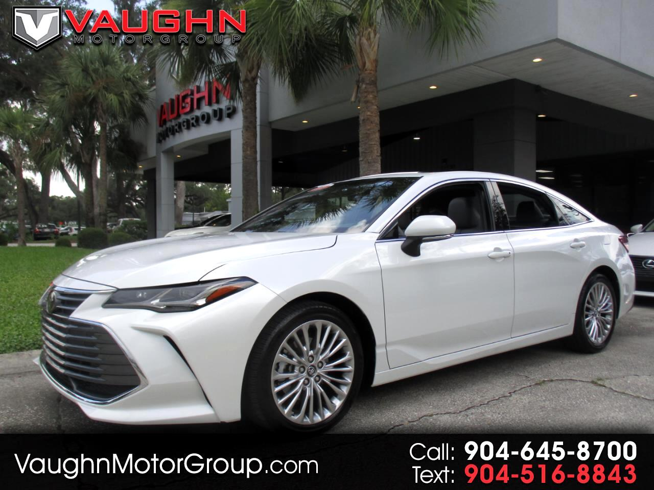 Toyota Avalon Limited (Natl) 2019