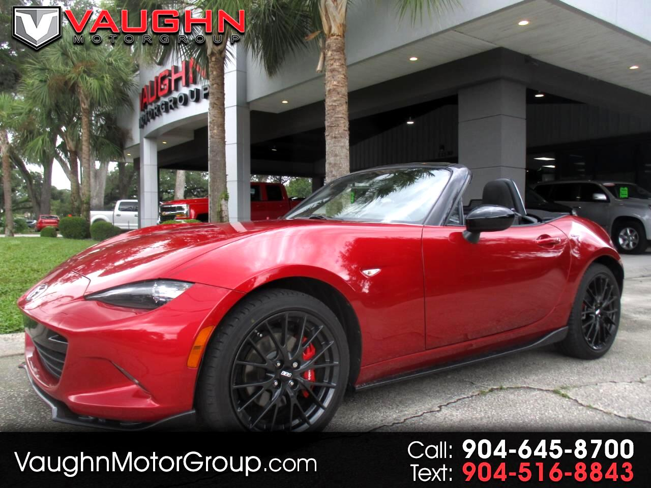 Mazda MX-5 Miata 2dr Conv Man Club 2016