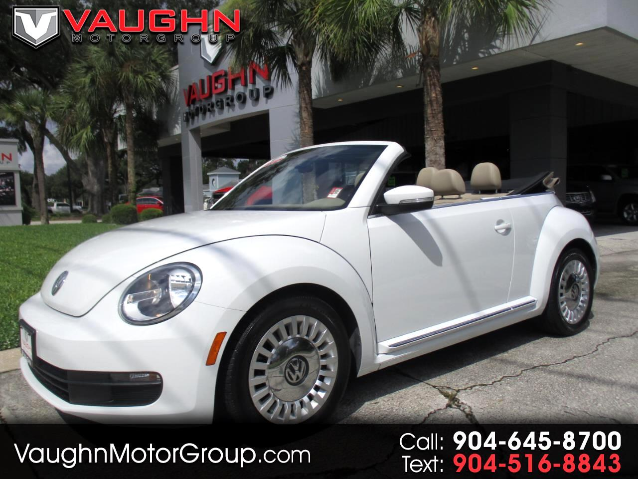 Volkswagen Beetle Convertible 2dr Auto 1.8T w/Tech *Ltd Avail* 2015