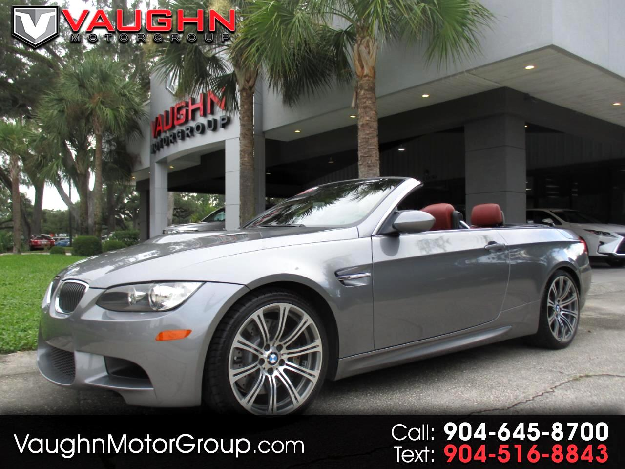 2008 BMW 3 Series 2dr Conv M3