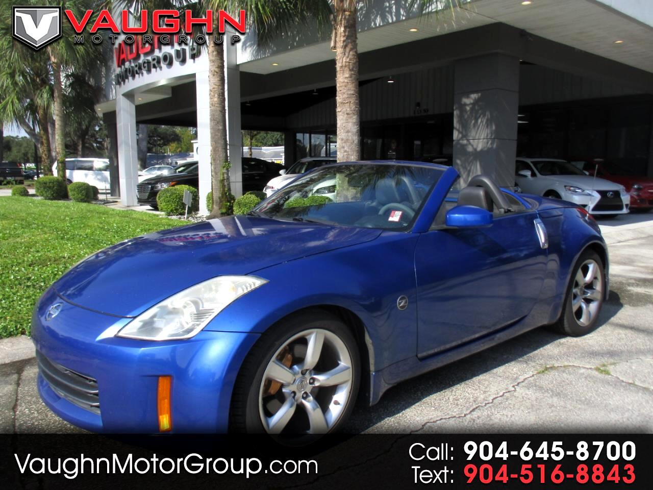 2007 Nissan 350Z 2dr Roadster Manual Grand Touring