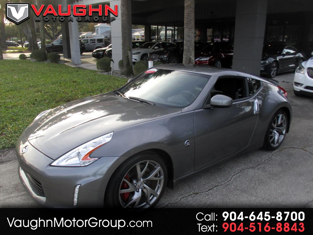 Nissan 370Z Coupe Sport Manual 2017