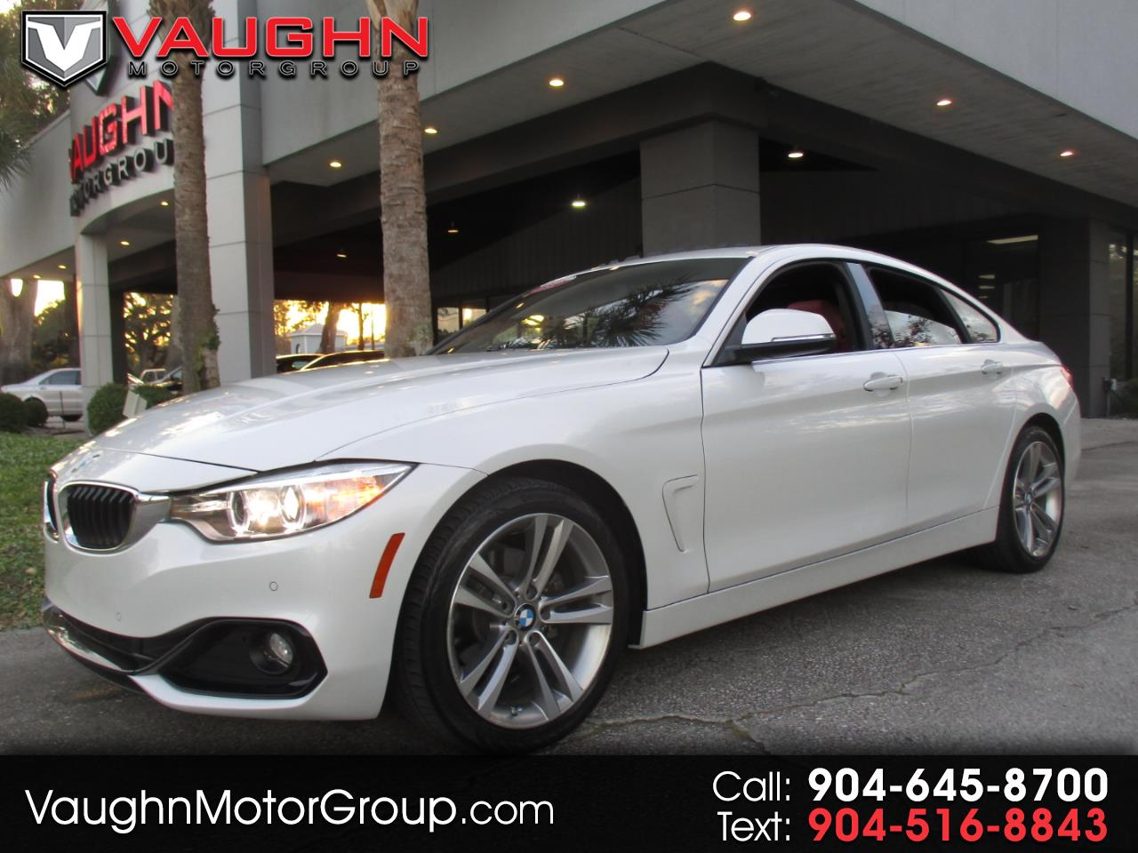 BMW 4 Series 430i Gran Coupe SULEV 2017