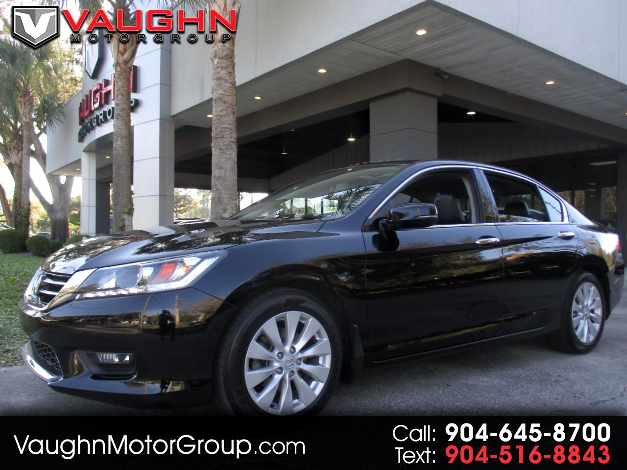Honda Accord Sedan 4dr V6 Auto EX-L 2015