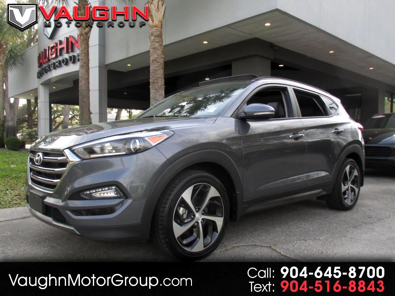 Hyundai Tucson AWD 4dr Limited 2016