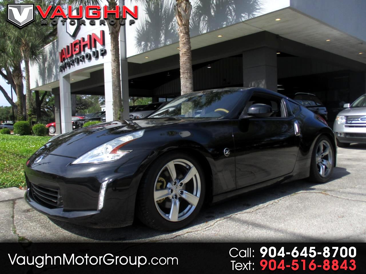 Nissan 370Z Coupe Manual 2018