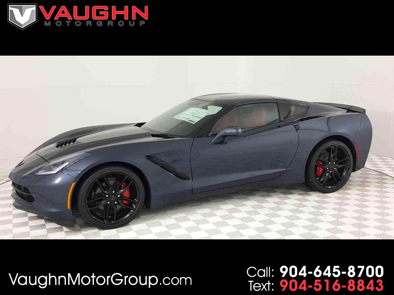 Chevrolet Corvette 2dr Stingray Cpe w/1LT 2019