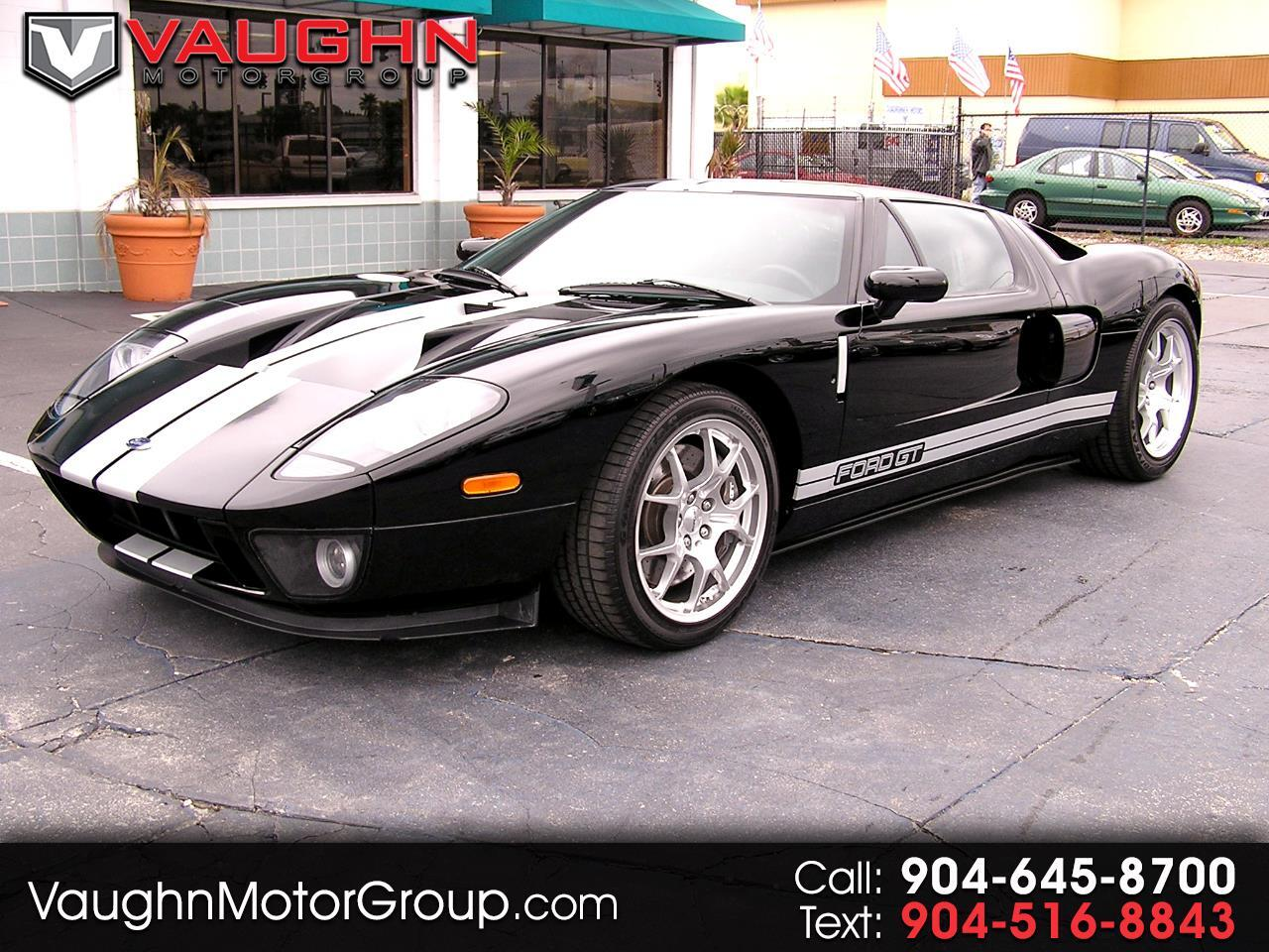 Ford GT 2dr Cpe 2006